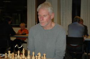 Jan Stokke vant klasse 1 i høstturneringen