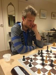 Jan Magnus Olaisen vant klasse 1 i klubbmesterskapet 2015